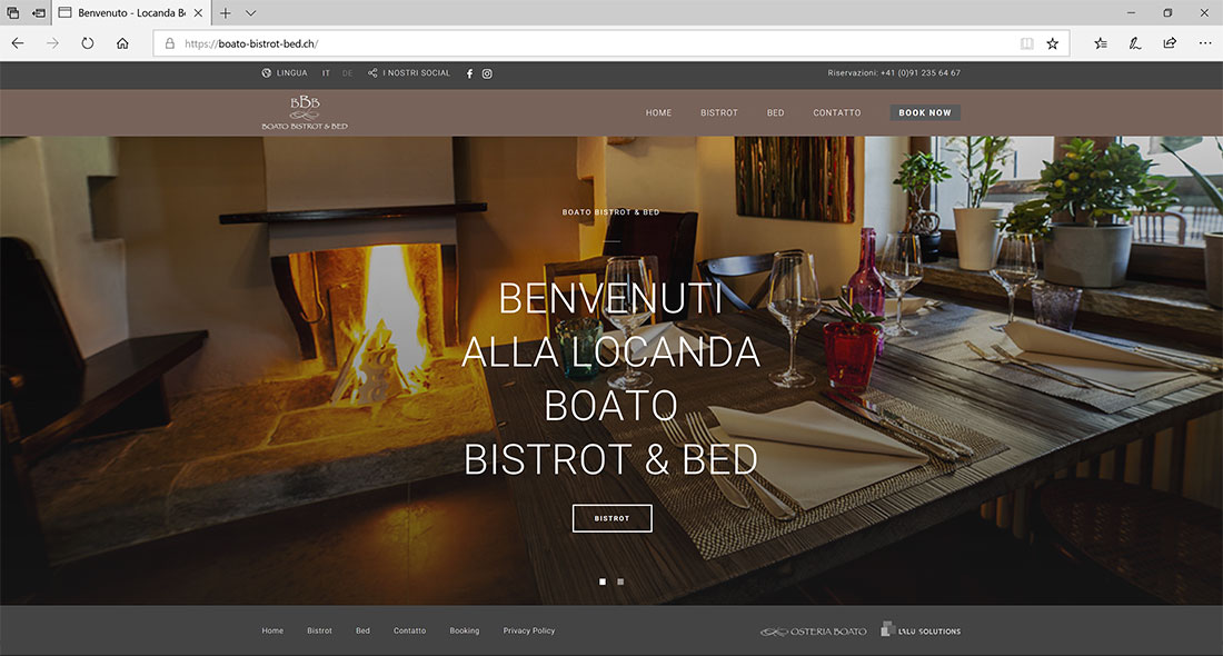 Boato Bistrot & Bed